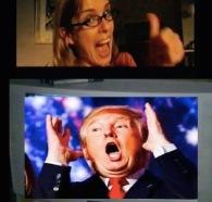 Miss Adventure & Trump