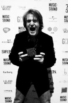 Composer Nick Samuel wins a MANSA