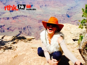 Sadie Kaye is Miss Adventure