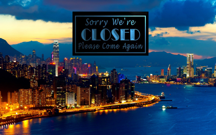Hong Kong Closed