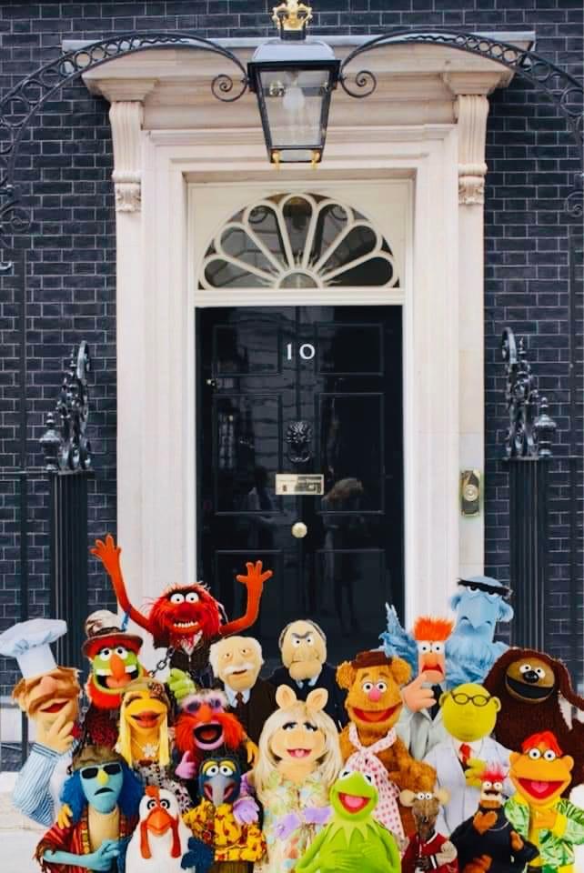 Muppet Govt
