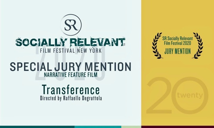 Transference Special Jury Mention Laurel